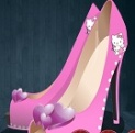 Hello Kitty Ayakkabı Stili