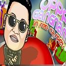 Gangnam Style Kırmızı Halı