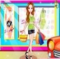 Alışveriş Hastası Kız