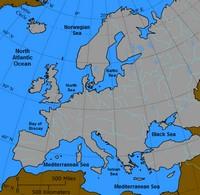 Avrupa Haritası Tamamlama