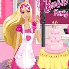 Barbie Parti Temizliği
