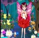 Çiçek Perisi Giydir