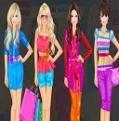 Farklı Işıltılı Barbie