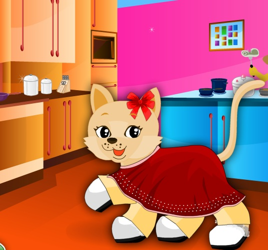 Fingirdek Kedi