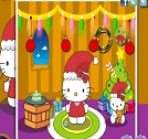Hello Kitty X Mas Dekoru
