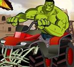 Hulk Motor Yarışı