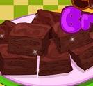 Nefis Çikolatalı Yaş Kek