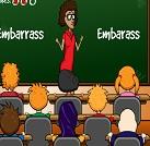 Komik Öğretmen İşkencesi