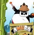 Uçan Panda Samuray