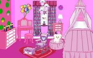 Prenses Barbie Odası