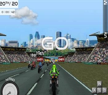 Race Motor Yarışı
